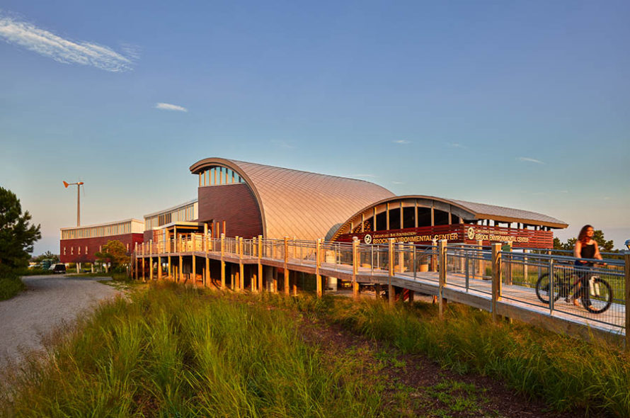 brock environmental center