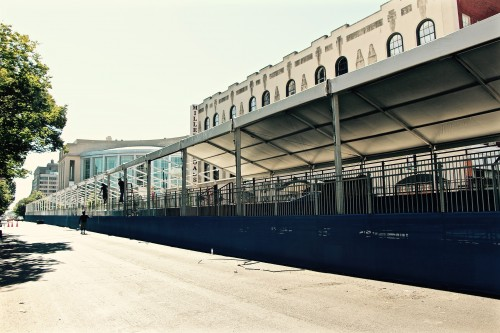 uci road world championships VIP tent