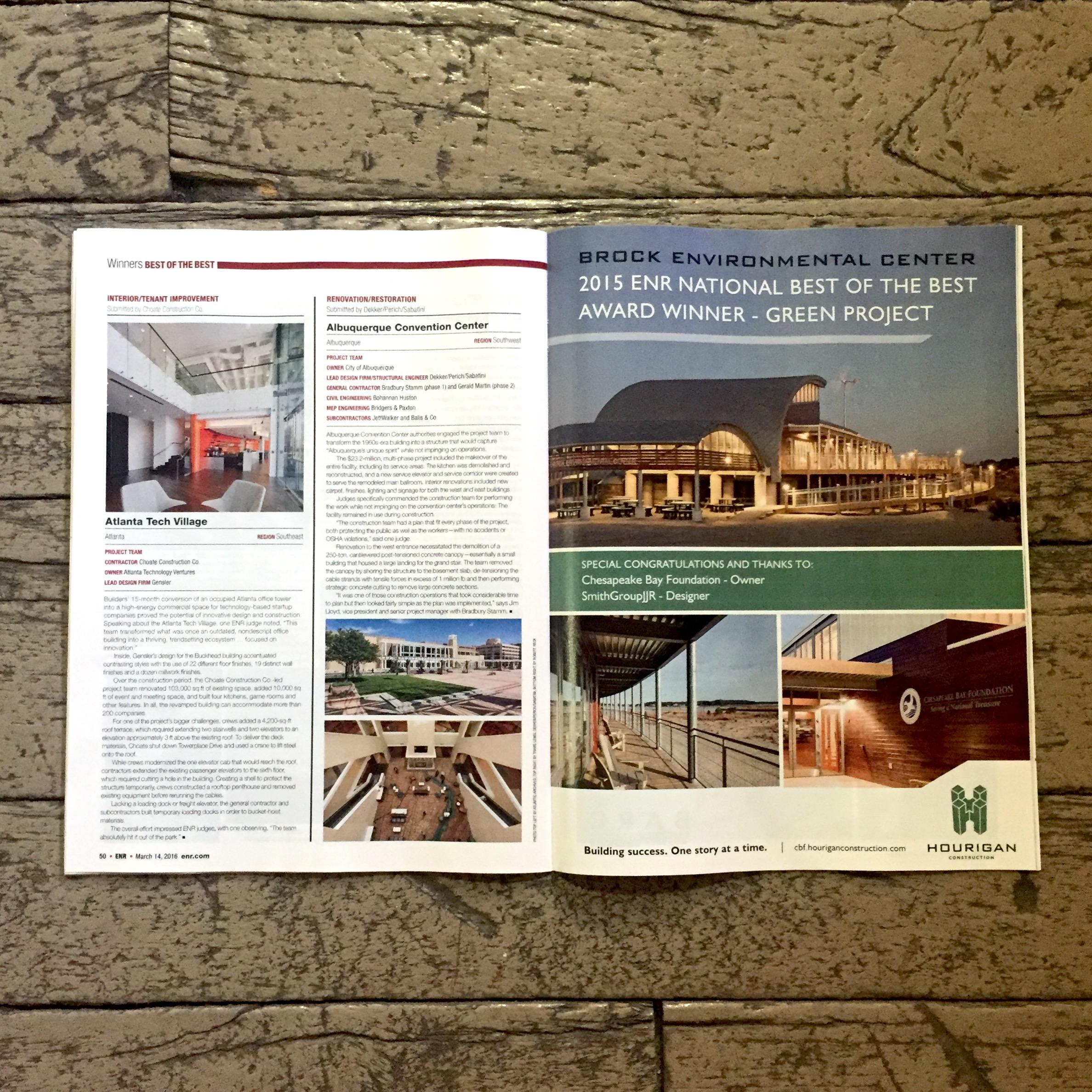 ENR Magazine - CBF