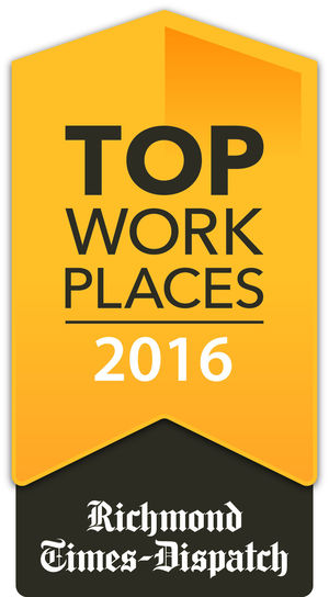Top Workplaces 2016 Finalist