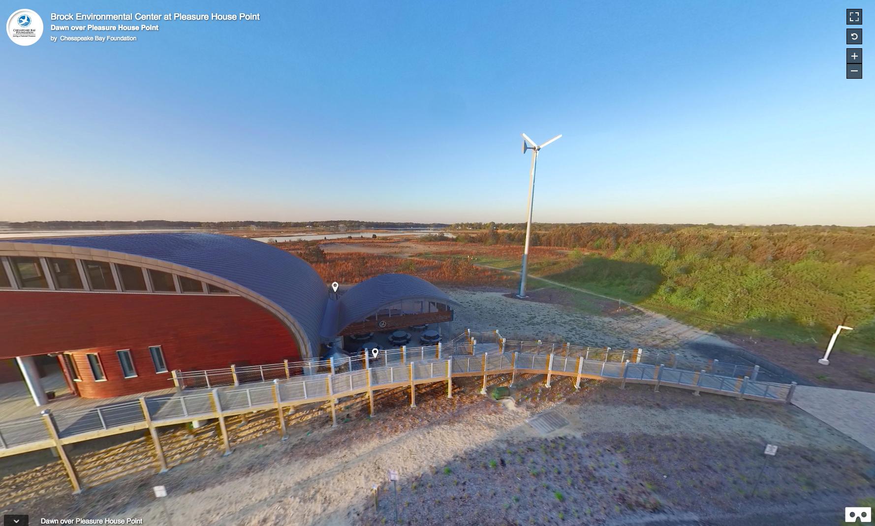 Drone Tour Screenshot