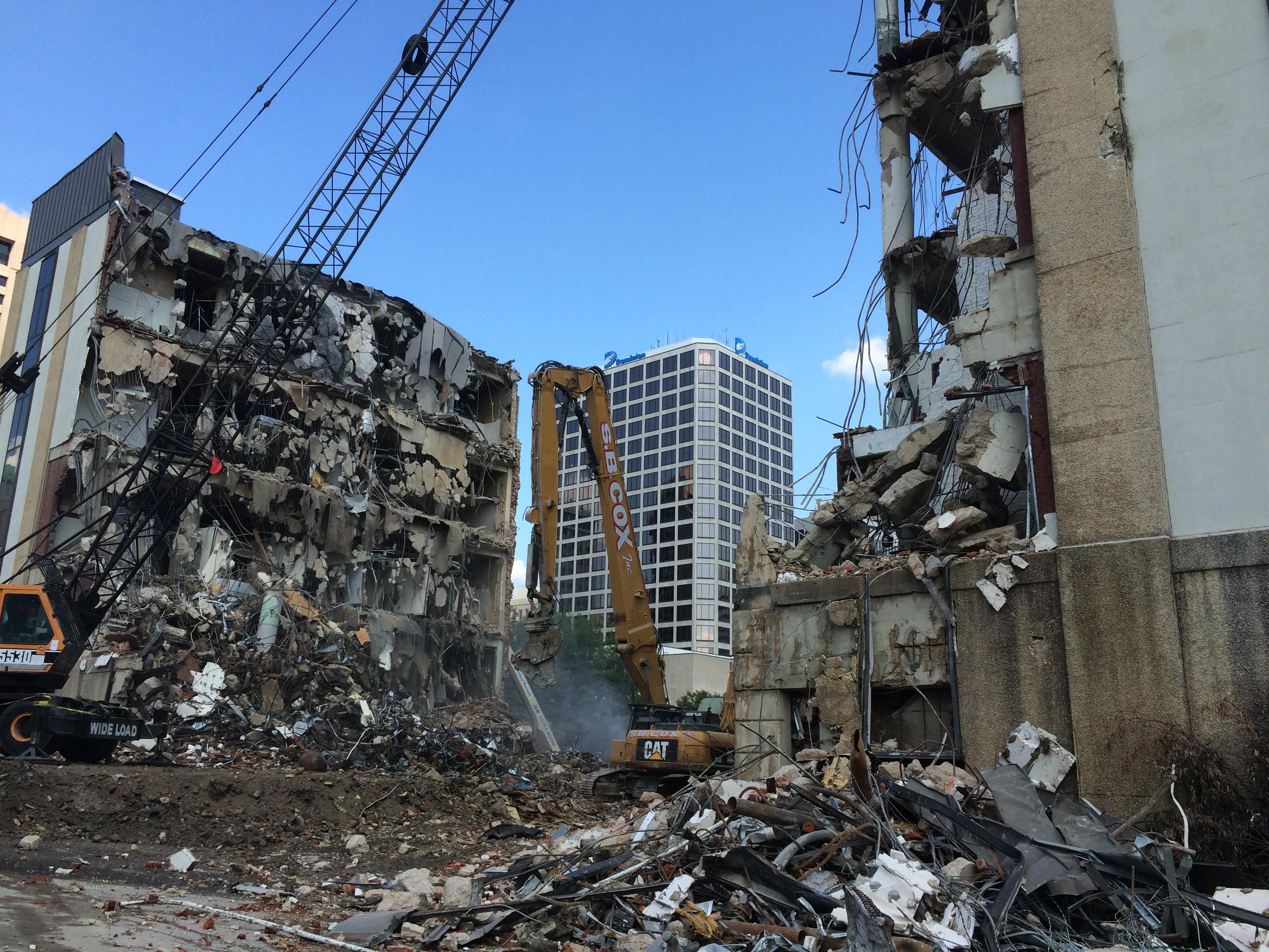 Dominion Project Demolition