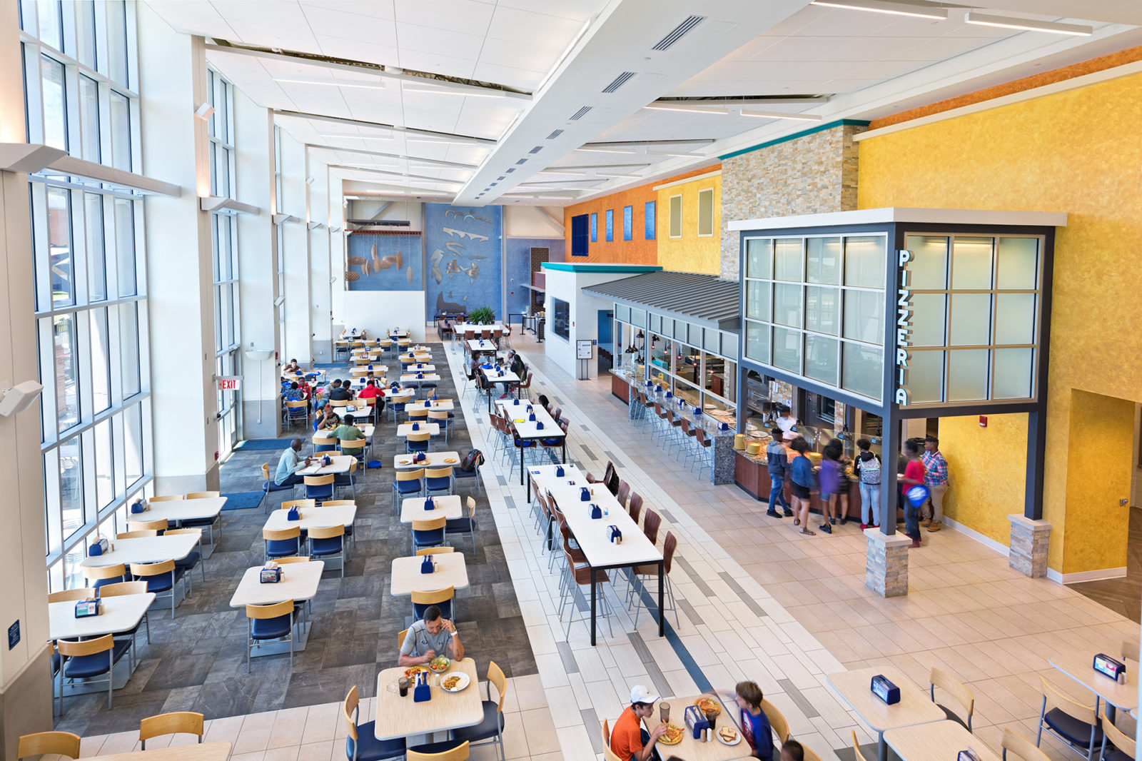 ODU Dining Hall - Hourigan