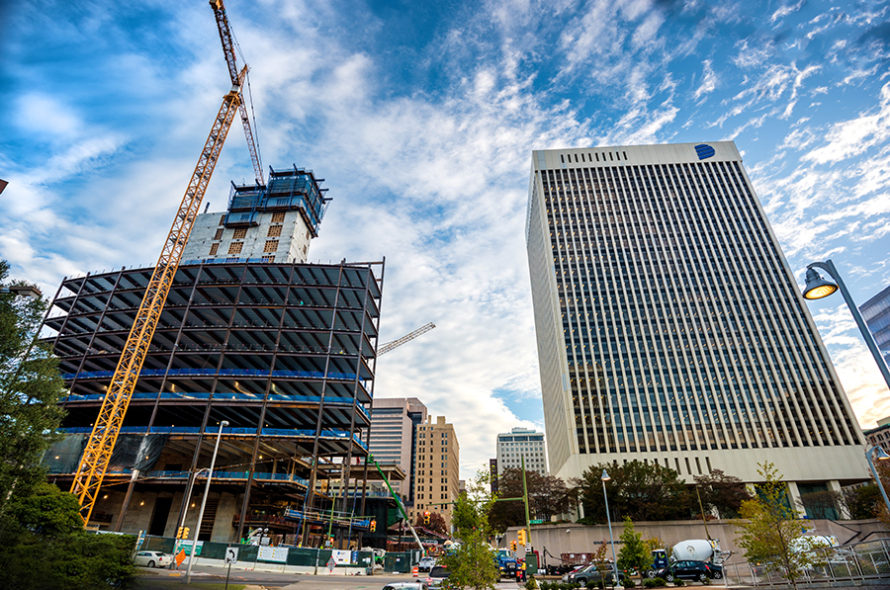 600 Canal Place   Dominion Energy   Hourigan