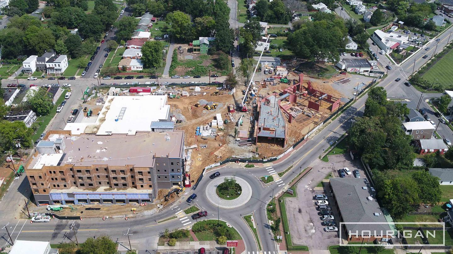 Church Hill North Mixed-Use Development project