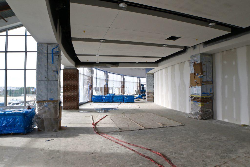 Hourigan Construction Newport News Airport