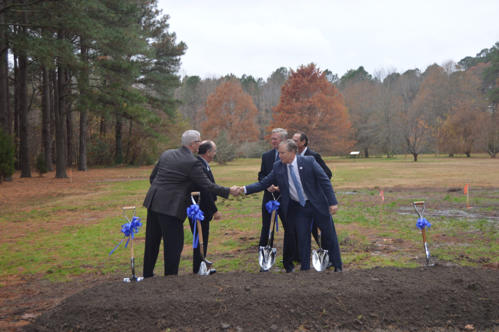 YMCA Camp Red Feather Groundbreaking