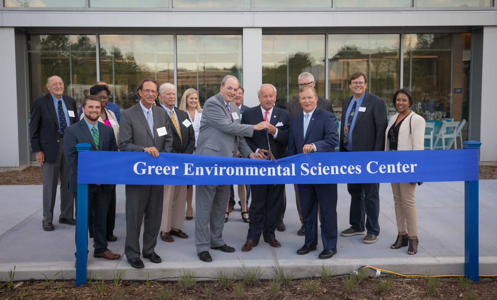Greer Environmental Sciences Center - Hourigan Construction
