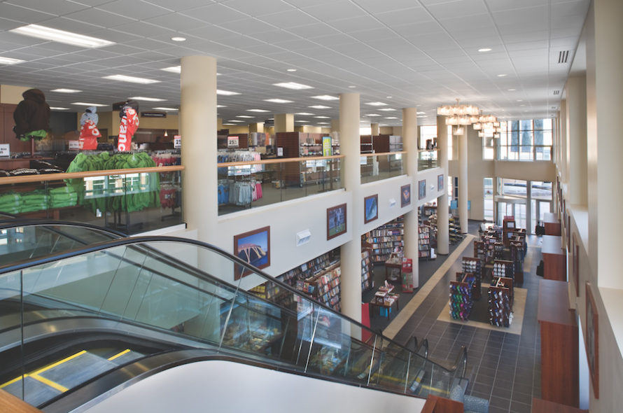 Image of ODU Bookstore