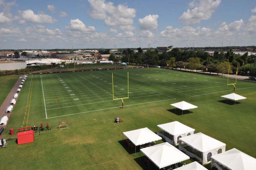 Image of Bon Secours Washington Redskins Training Facility Field