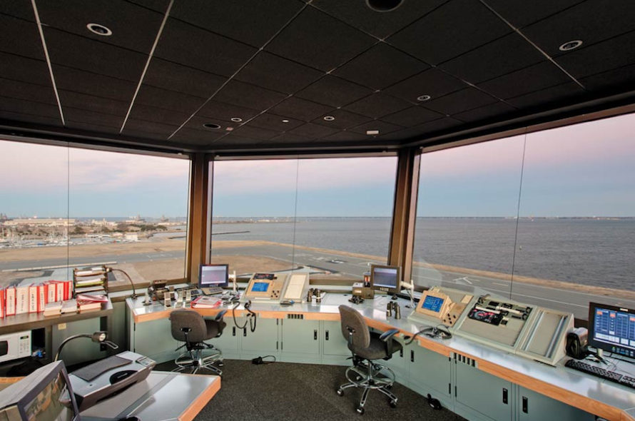 Image of Air Traffic Tower