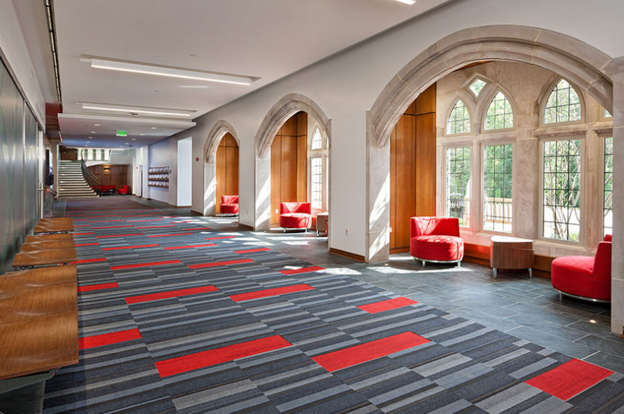 Image of University of Richmond Queally Center