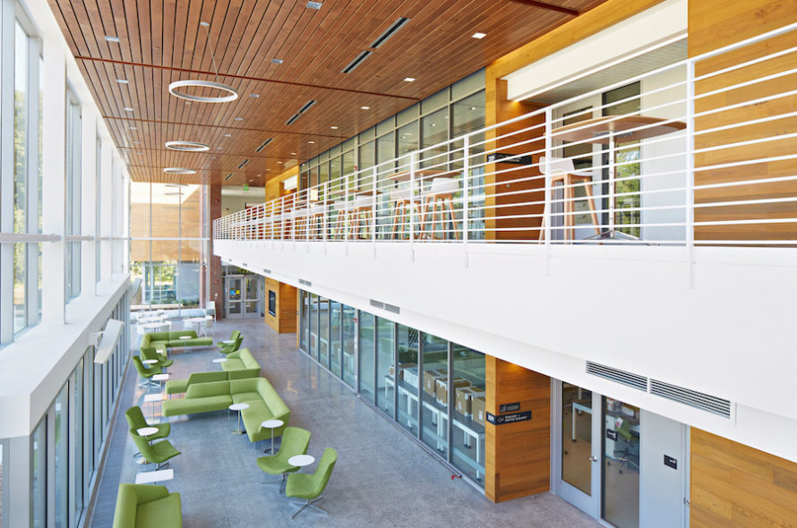 Image of Greer Environmental Center