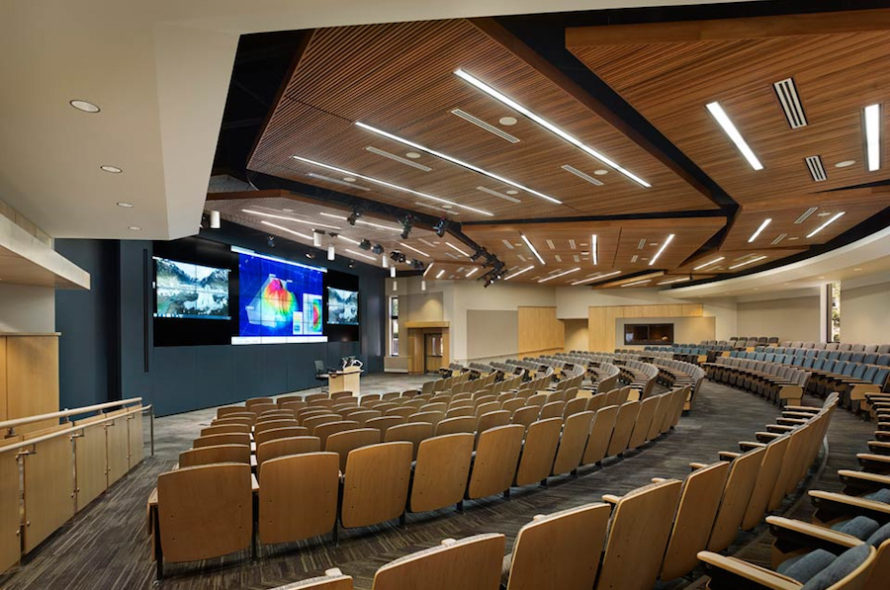 Image of VCU lecture hall