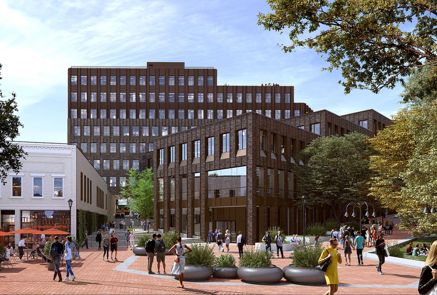 CODE building exterior