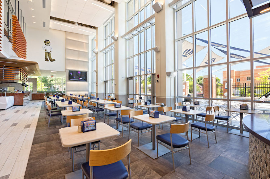 Image of Tidewater Community Dining Hall