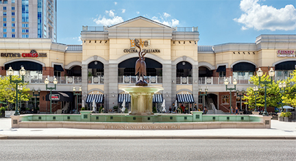 Image of Virginia Beach Town Center